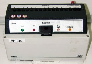 3M Attest Auto-Reader 190 Incubator for Test Strips