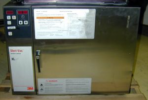 3M Steri-Vac XL 533AG Autoclave Aeration Cabinet