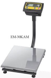 AND EM-30KAM 0-decimal Balance