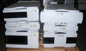 Agilent 1200 (G1315C) Diode Array HPLC System
