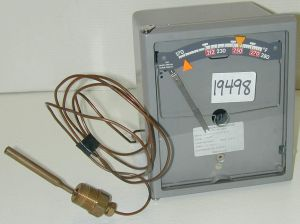 Amsco 72A-AS-01T626G7R-2A Autoclave Temperature Controller
