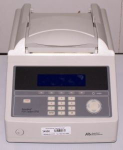 Applied BioSystems GeneAmp PCR 9700 - Dual Thermal Cycler