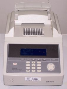 Applied BioSystems GeneAmp PCR 9700 - Single Thermal Cycler