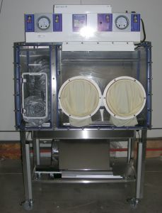 Aseptic Enclosures 48X32NP Aseptic Isolator Glove Box