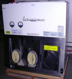 Baker SterilShield SS-800 Aseptic Isolator Glove Box