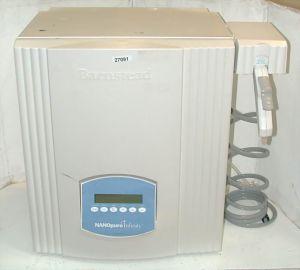 Barnstead Nanopure Infinity D8961 Water Deionizer