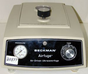 Beckman Airfuge H2 (350624) Bench-model, High-speed Centrifuge