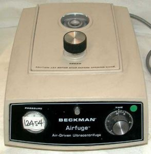 Beckman Airfuge M3 Bench-model, High-speed Centrifuge
