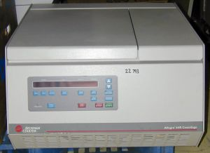 Beckman Allegra 64R (367586) Bench-model, Refrigerated Centrifuge