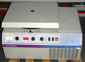 Beckman Allegra 6R (366816) Bench-model, Refrigerated Centrifuge