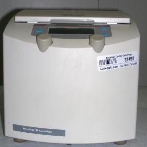 Beckman Coulter Microfuge 18 Bench-model Centrifuge
