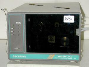 Beckman System Gold 116 Gradient HPLC Pump