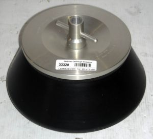Beckman Type 19 Fixed-angle Centrifuge Head