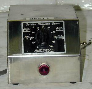 Bel-Art Spinbar 417 Magnetic Stirrer