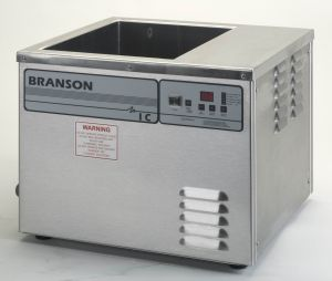 Bransonic IC-1216 Heated Ultrasonic Cleaner