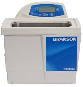 Bransonic CPX3800H Heated, Digital Ultrasonic Cleaner