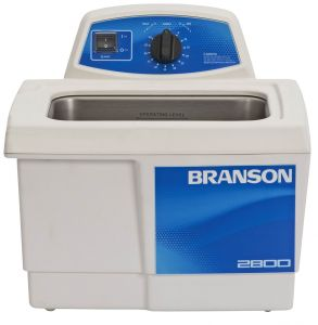 Bransonic M2800H Heated Ultrasonic Cleaner