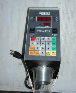 Brookfield LVTDV-II Digital Viscometer