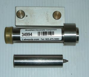 Brookfield  Ultra-Low Adaptor Viscometer Component