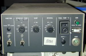 Chemical Data Systems 100 HPLC Temperature Controller
