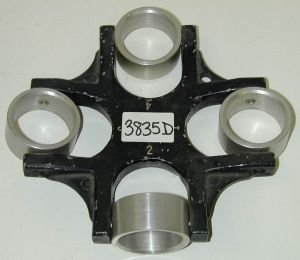 Clay Adams 420110 Swing-out Centrifuge Head