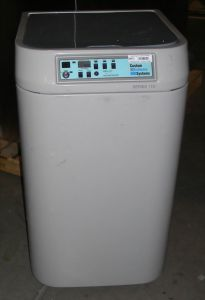 Custom Biogenic Systems Series 110 Liquid Nitrogen Freezer