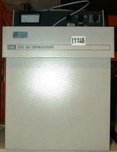 Dani 3200 FID Gas Chromatograph
