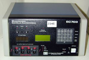 EC Apparatus EC703 Electrophoresis Power Supply