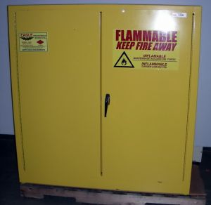 Eagle 1932 Flammables Storage Cabinet