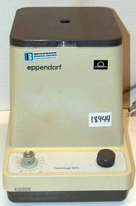 Eppendorf 5412 Microcentrifuge