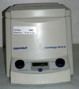 Eppendorf 5415D Microcentrifuge