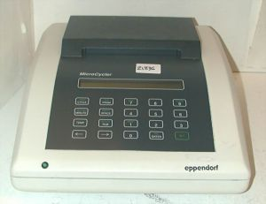 Eppendorf Microcycler 100-6700-100 Thermal Cycler