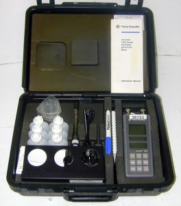 Fisher Scientific Accumet 1003 Digital, Portable pH Meter