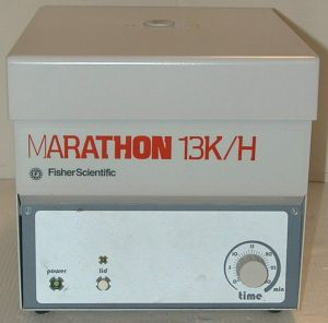 Fisher Scientific Marathon 13KH Bench-model, Hematocrit Centrifuge