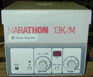 Fisher Scientific Marathon 13KM Microcentrifuge