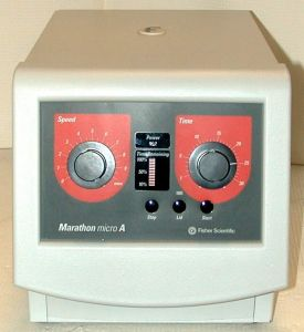 Fisher Scientific Marathon Micro AR Microcentrifuge