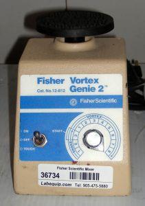 Fisher Scientific Vortex Genie 2 G-560 Vortex Mixer