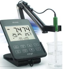 Hanna Instruments HI 2020 (edge pH kit) Digital, Portable pH Meter