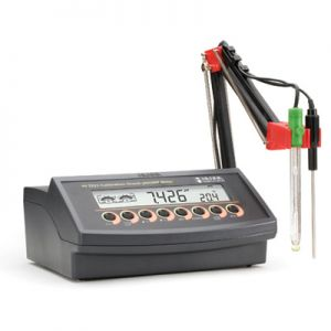 Hanna Instruments HI 2221 Digital, Bench-model pH Meter