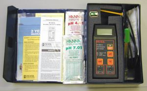 Hanna Instruments HI 83141 Digital, Portable pH Meter