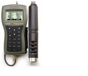 Hanna Instruments HI 9829C4 Digital, Portable pH-Multiparameter Meter