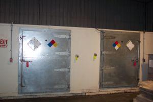 Haz-Safe  Hazardous Materials Building
