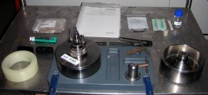Heraeus 75003049 Continuous-Flow Centrifuge Head