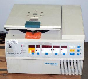 Heraeus Contifuge 17RS Refrigerated Microcentrifuge