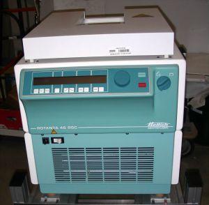 Hettich Rotanta 46 RSC (4815-07) Bench-model, Refrigerated Centrifuge