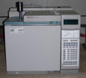 Hewlett Packard 6890 GC FID Gas Chromatograph