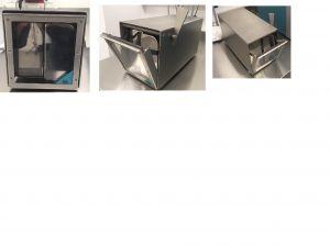 IUL Masticator Compact (80ml) Analog Lab Blender