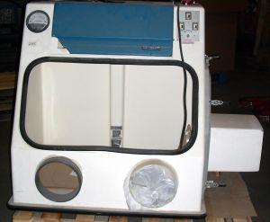 Labconco 50002-90-3741A Glove Box