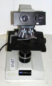 Meiji  Binocular Microscope