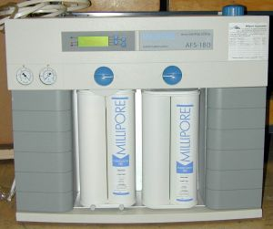 Millipore AFS-18D Reverse Osmosis Water Purifier